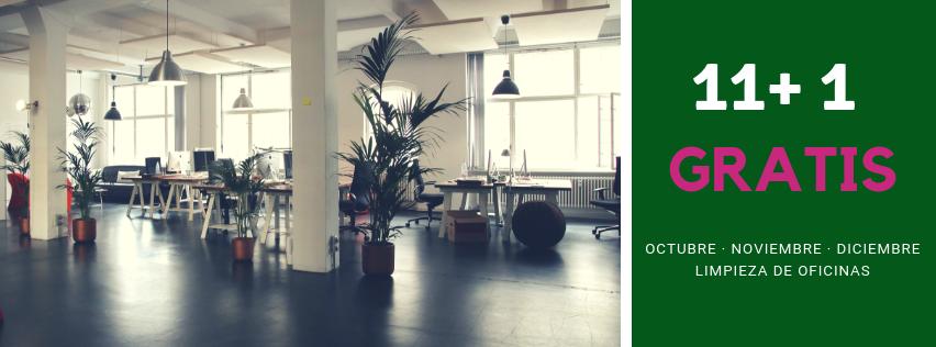 Aprovecha nuestra super oferta en limpieza de oficinas