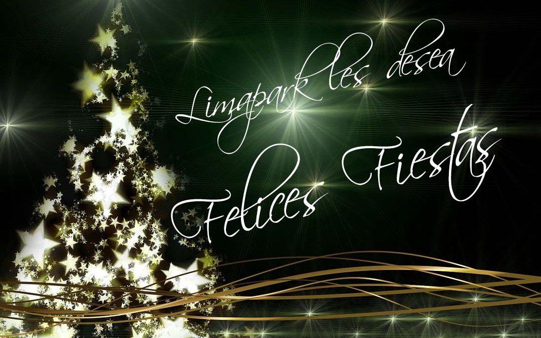 Limapark les desea Felices Fiestas Navideñas 2018