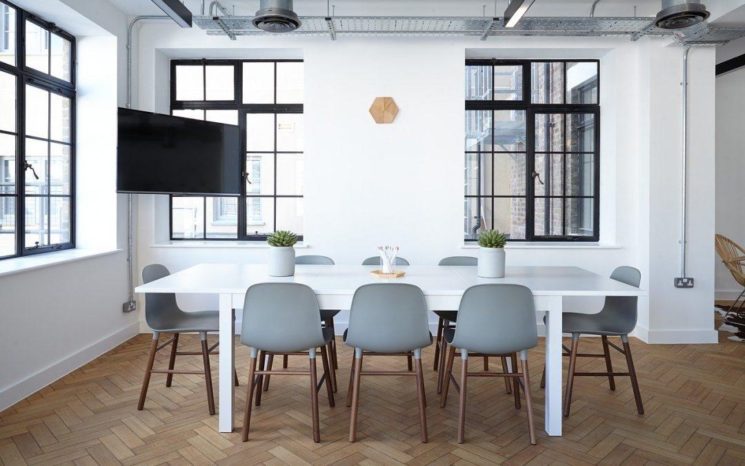 La importancia de tener una oficina limpia